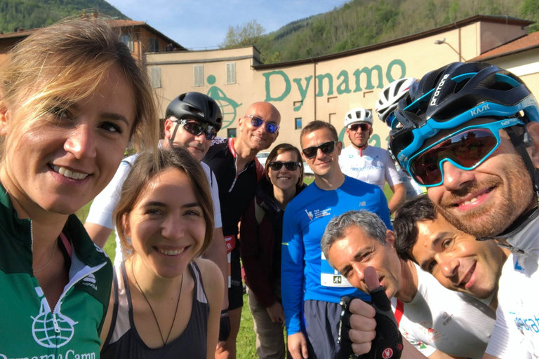 Photo of participants during the Italy Dynamo team challenge
